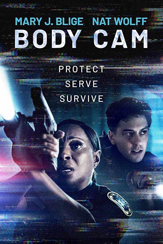 Body Cam Move Poster